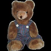 Vintage Schmid Musical Bear