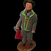 French Santon Man Doll