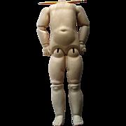 Vintage Doll Body