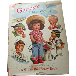 Ginny's First Secret by Lee Kinfman