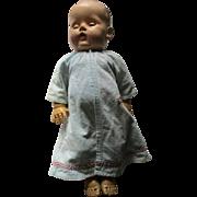 Vintage Baby Doll Robe