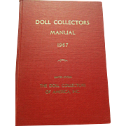 Doll Collectors Manual 1967 Limited Edition