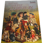 Let The Little Lambs Play Book By Theriault