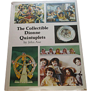 The Collectible Dionne Quintuplets By John Axe
