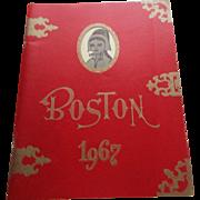 Boston 1967 Book United Federation Of Doll Clubs Inc