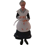 Grandma Moses Doll by The United States Historical Society.
