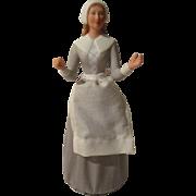 Priscilla Alden Doll By United States Historical Society