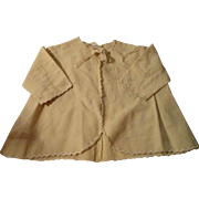 Antique Wool Baby or Doll Coat