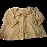 Antique Baby Coat Or Doll Coat