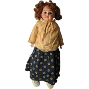 Antique Bisque Cuno and Otto Dressel 1896 /50 Doll