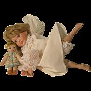 Vintage Artist Angel Doll