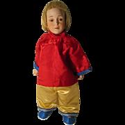Artist Phyllis Wright Doll