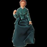 Clara Barton Doll From The United States Historical Society