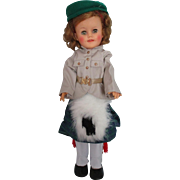 Vintage Ideal Shirley Temple Doll