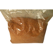 Vintage Bag of Sawdust For Your Antique Doll