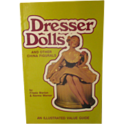 Dresser Dolls and other China Figurals Book By Freda Marion & Norma Werner