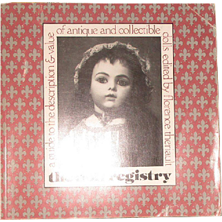 The Doll Registry Book- Theriault's