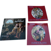 3 Theriault's Doll  Auction Catalogs - Red Tag Sale Item