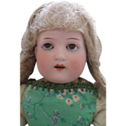 Antique Heubach Koppelsdorf Doll