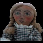 Vintage Artist Doll from McDaniels