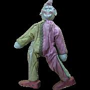 Vintage Schoenhut Clown Doll