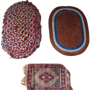 Vintage Doll House Rugs
