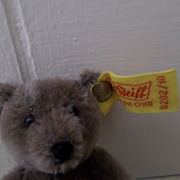 Cute Steiff Jointed Teddy Bear. - Red Tag Sale Item