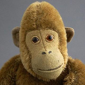 A Sad Great Ape, 1930