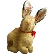 A Rare Rabbit by Steiff, only 1948-49