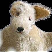 A Fox Terrier Hand Puppet, 1920, Educa