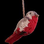 A Wonderful Woolen Hanging Bird, 1930