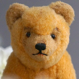 A Baby Bear Cub, 1924, Cramer