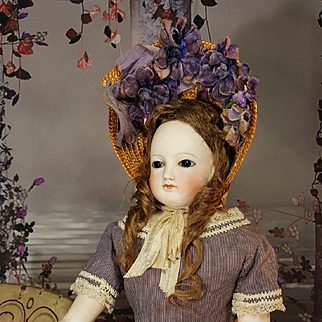 Early french fashion doll,, Claude Blampoix,, all original,enfantine