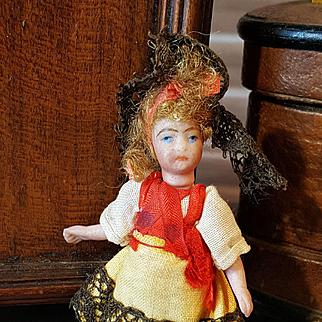 Tiny lilliputions doll sfbj  all original