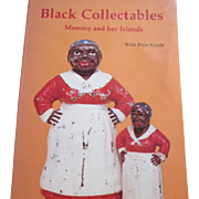 "Vintage ""Black Collectables"" Identification and Price Guide Book"