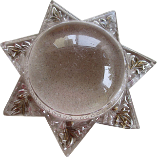 1930s*40s Photo Dome Goofu-Glass Magnifier