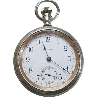 1906 American Waltham Pocket Watch