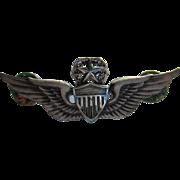 Airforce Senior Pilot Wing Badge