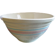 "1950s/1960s McCoy 14"" Mixing Bowl"