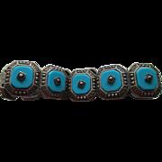 Vintage Lucite Stretch Bracelet
