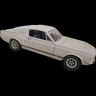 1968 Ford Mustang ERTL Diecast