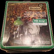 Original SKS Design Ice Bucket Pewter ZINN 95% Germany