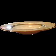 "Lenox Imperial Flat Soup 8 1/2""-Diameter"