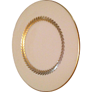 """Lenox Imperial Bread And Butter Plate 6 1/4""""-Diameter"""