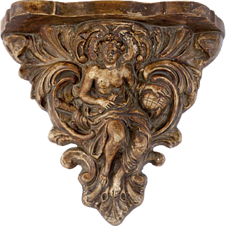 Decorative Architectural Element, Shelf