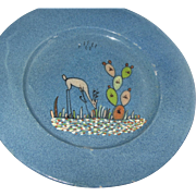 Hand-Painted Clay Plates/3