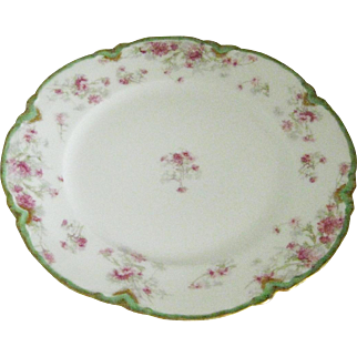 Antique Haviland-Limoges Plates-12