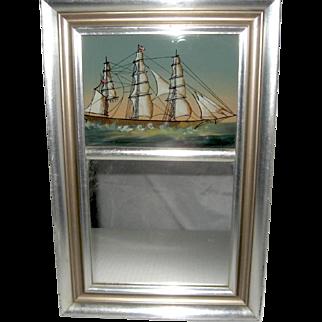 Reverse Glass Painting/Mirror