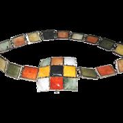 Custom made Jadeite Belt