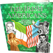 """The Irish In America"" Book by Ernest Wood"